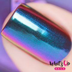 Whats Up Nails - Dream Chrome Powder