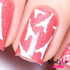 Whats Up Nails - Eiffel Tower Stencils