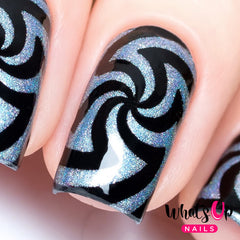 Whats Up Nails - Hypnose Stencils