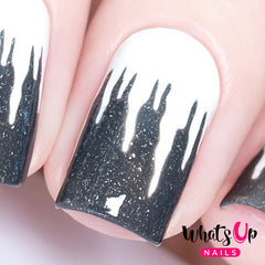 Whats Up Nails - Icicles Stencils