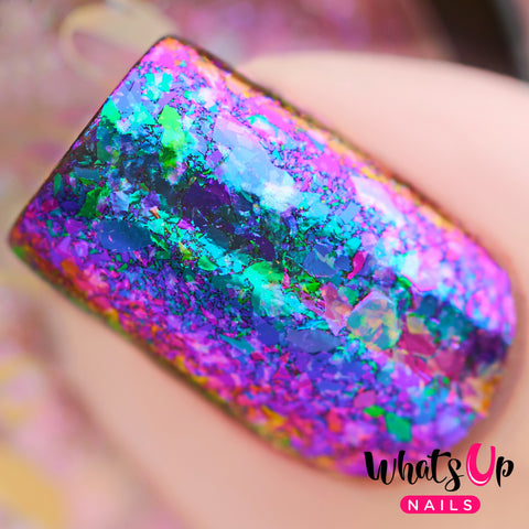 Whats Up Nails - Mystery Flakies