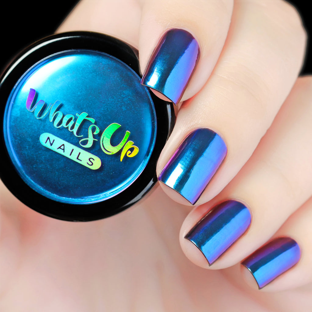 Whats Up Nails - Ocean Powder