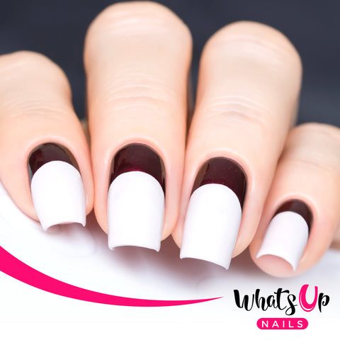 Whats Up Nails - Oval Tape