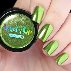 Whats Up Nails - Pear Chrome Powder