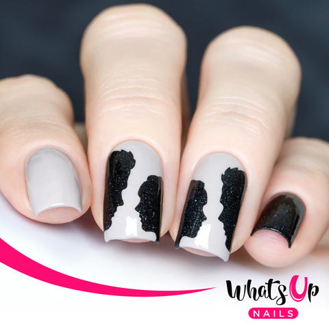 Whats Up Nails - Profiles Stencils