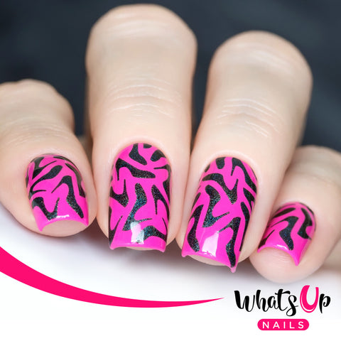Whats Up Nails - Pumps Stencils