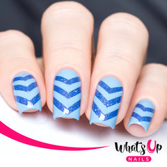 Whats Up Nails - Regular Chevron Tape