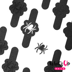 Whats Up Nails - Spider Stencils