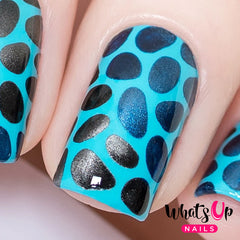 Whats Up Nails - Stones Stencils