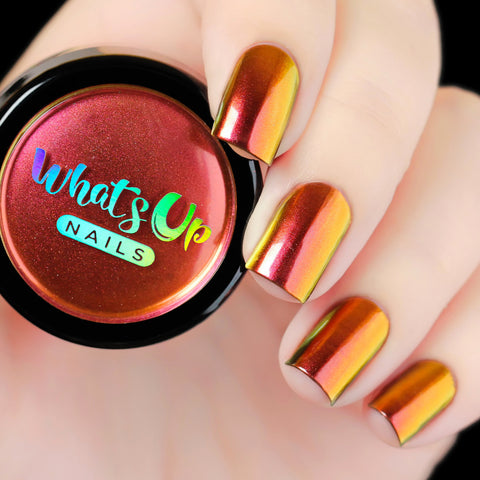 Whats Up Nails - Sunset Powder