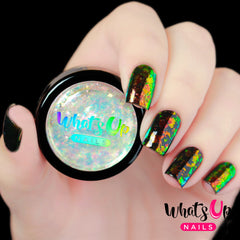 Whats Up Nails - Treasure Flakies