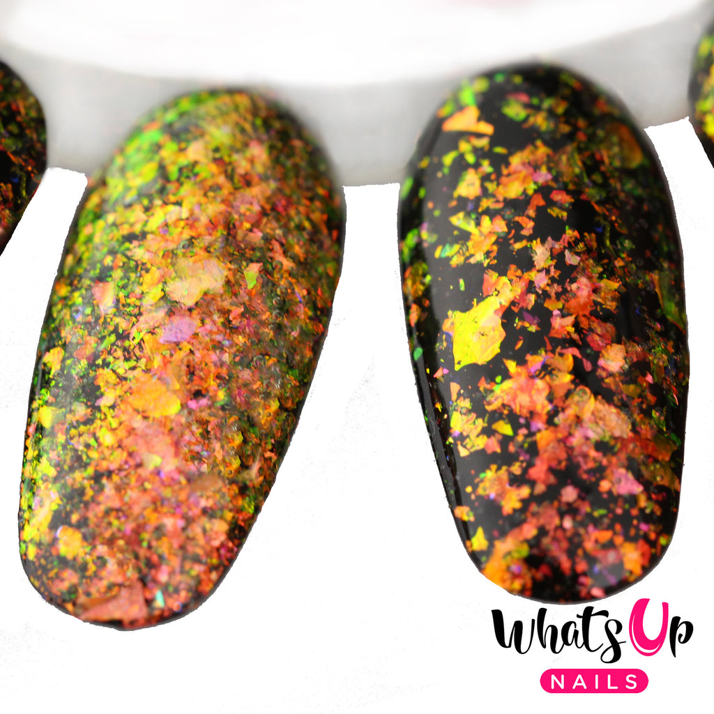 Whats Up Nails - Tropic Flakies