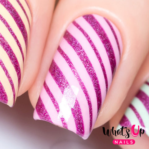 Whats Up Nails - Wrapping Paper Stencils
