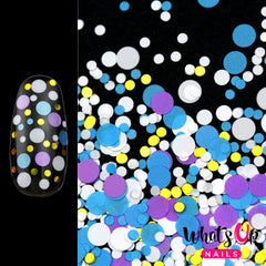 Whats Up Nails - Cake Pop Confetti