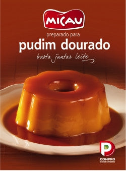 Powder for Milk Pudding | Pudim Dourado