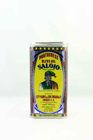 Saloio Olive Oil Can | Azeite Saloio Lata