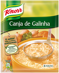Knorr Cream of Chicken | Knorr Canja de Galinha