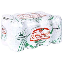 Guarana Antarctica (12 pack) $ 15.99 + Bottle Deposit| Guarana Antarctica (12 latas)