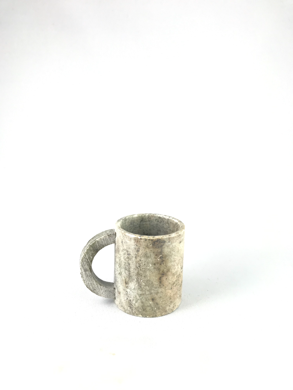 Stone Cup with handler