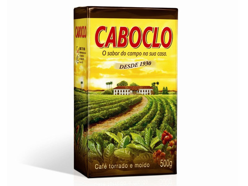 Traditional Coffee Caboclo | Cafe Caboclo Tradicional