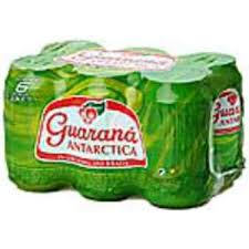 Guaraná Antarctica (6 pack) $8.99+Bottle Deposit | Guaraná Antarctica (6 latas)