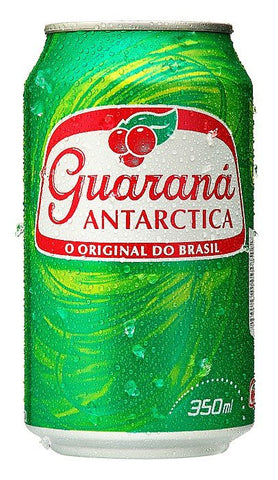 Guarana Antartica (350ml) $ 0.87 + Bottle Deposit