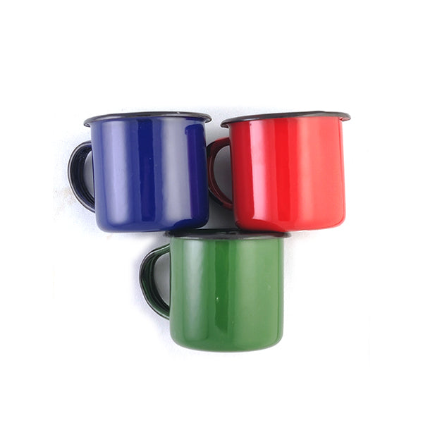 EWEL Metal Cup Medium | Copo De Metal Esmaltado Medio