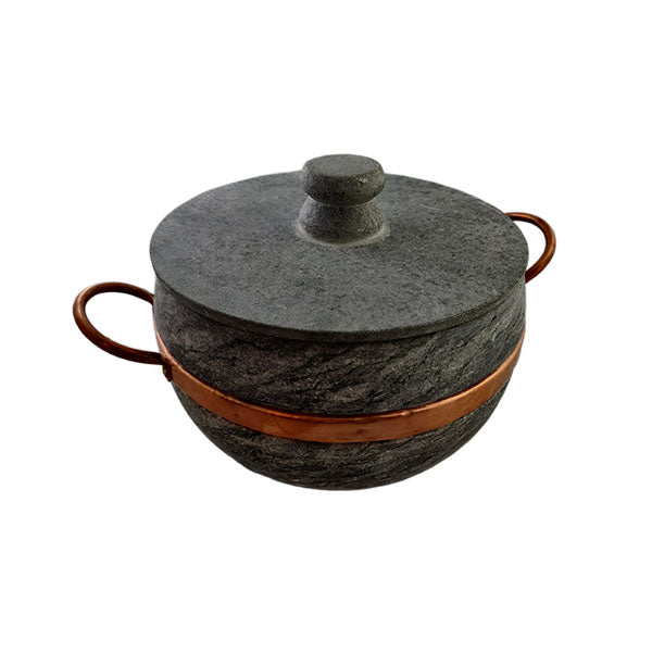 Stone Pot 3L with Lid
