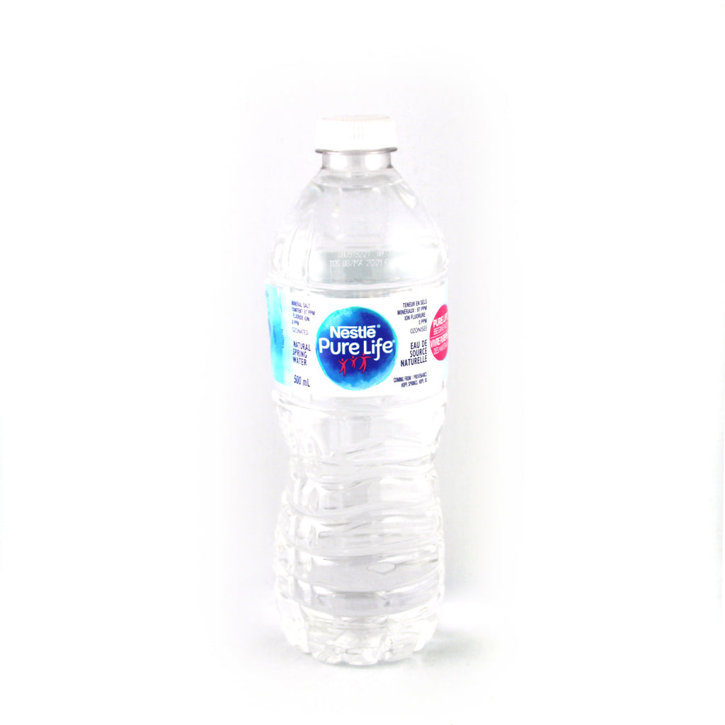 Bottle of Water | Garrafa de Agua