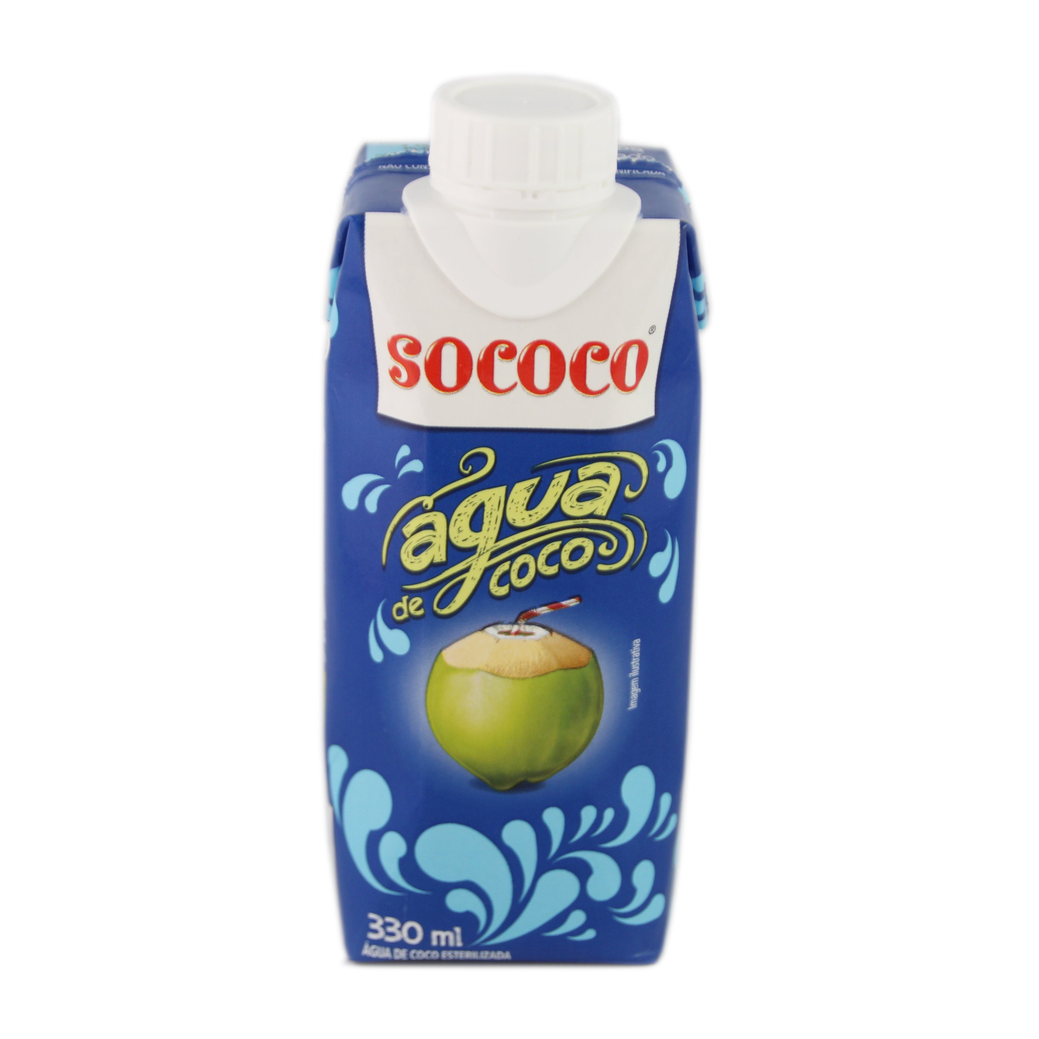 Cocount Water | Agua de Coco
