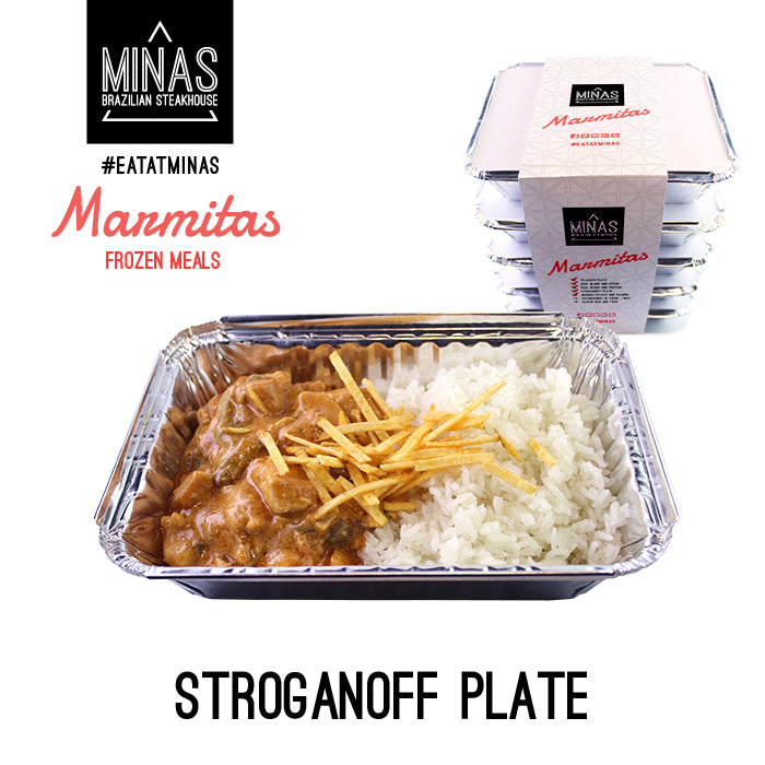 MINAS Marmitas - Packages Frozen Meals