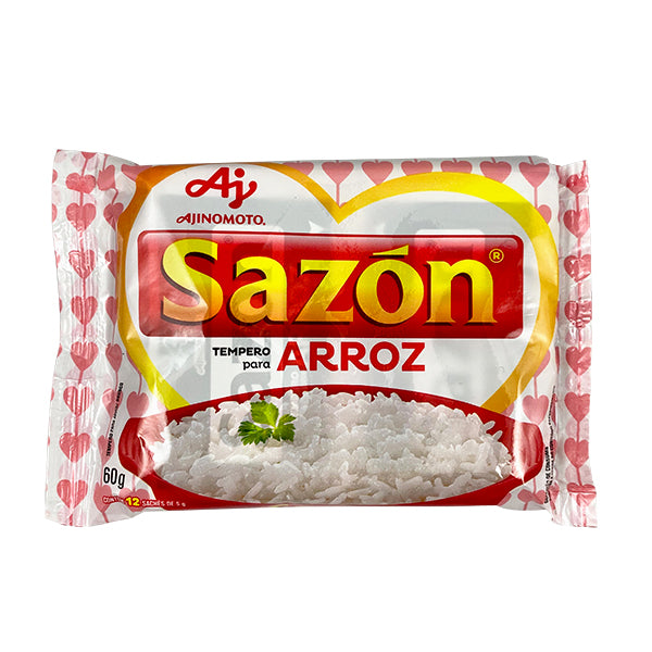 Sazon Seasoning Rice | Tempero para Arroz Sazon
