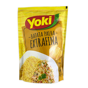 Yoki Potato Sticks Extra Thin | Batata Palha Extra Fina Yoki