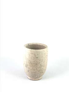 Stone Cup without Handler / Copo (dose) de Pedra