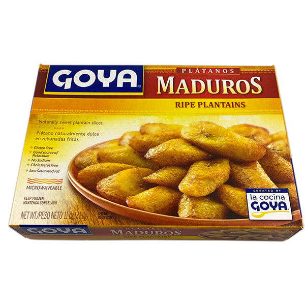 Goya sweet Plantain Maduro frozen