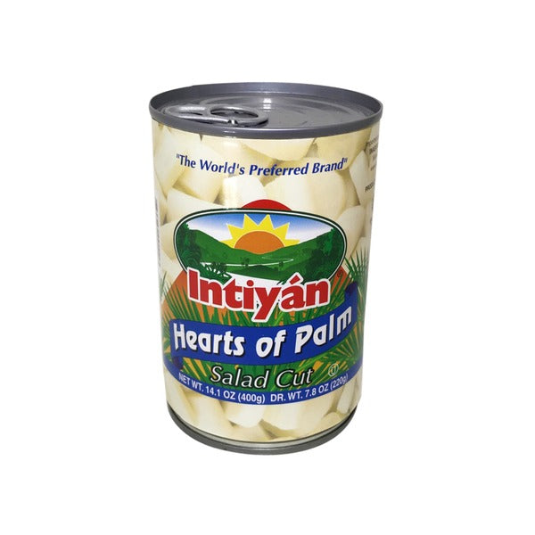 Intiyan Hearts of Palm (Can) | Palmito Intiyan (Lata)