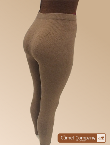 Camel Heal Tights/Long Underwear