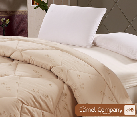 Camel Wool Quilts