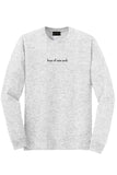 boys of new york Logo Long Sleeve Tee