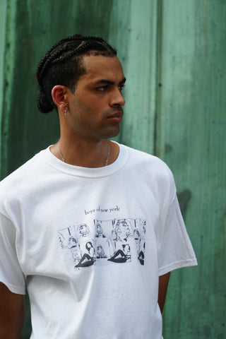 boys of new york XXX Tee
