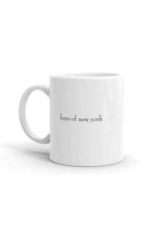 boys of new york Logo Mug
