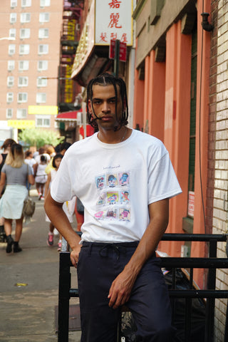 boys of new york | No Exit In Paradise Pop Art Tee
