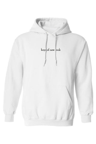 boys of new york Logo Hoodie