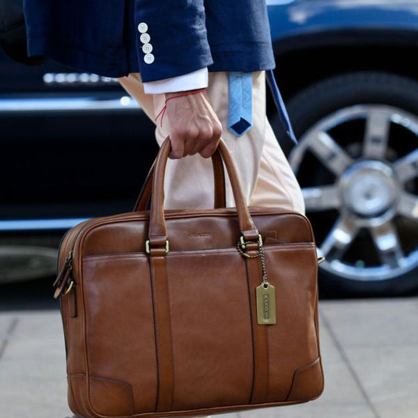 Luxury Designer Brand Men's Bag