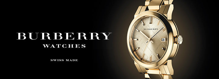 Burberry Watches Men Women Ladies