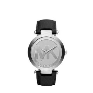 Michael Kors Silver Tone Logo Women'S Watch Womens Watches Michael Kors