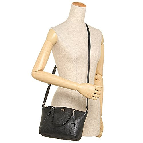 483f396b887ab Mini Kelsey Satchel In Pebble Leather (Coach F57563) - Watchcove