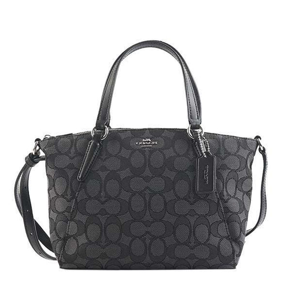 Mini Kelsey Satchel (Coach F27580) Womens Handbags Coach