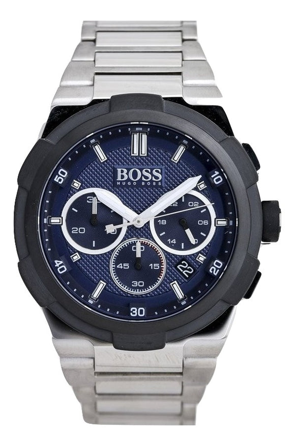 Hugo Boss Mens Supernova Analog Dress Quartz Watch 1513360
