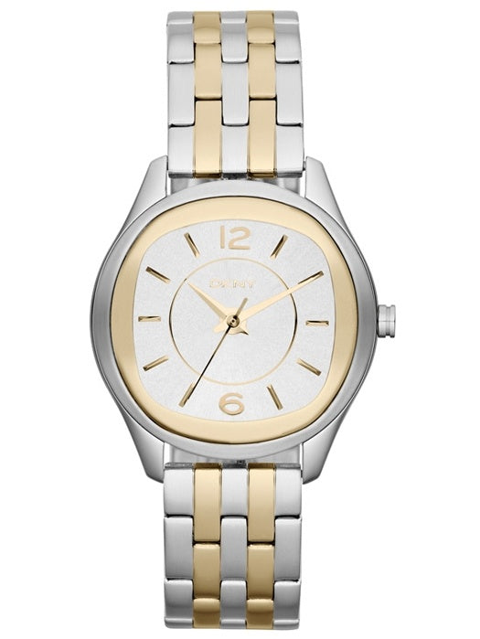 DKNY Empire Two Tone Watch NY8828 Womens Watches DKNY